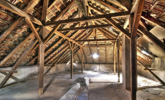 Attic Pictures the mysterious attic |